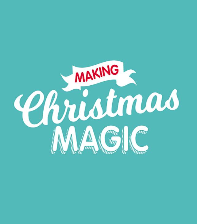 Christmas Magic 642 x 727