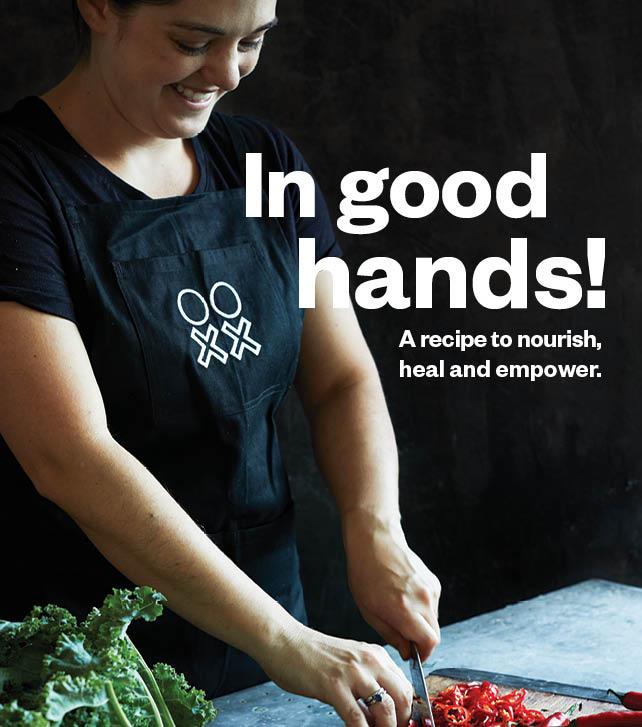 In good Hands 642x727